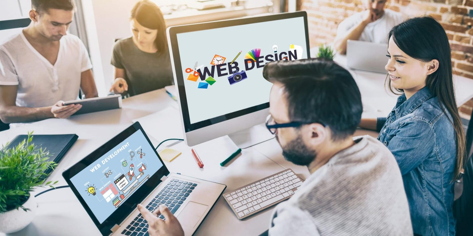 The Differences between Website Design & Website Development