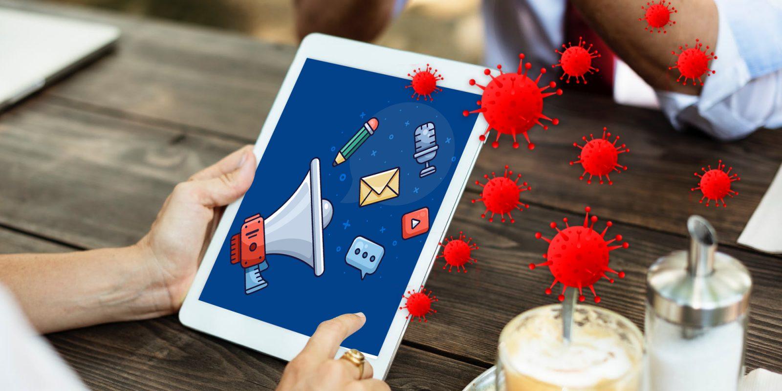 Why Shouldn't We Stop Digital Marketing During Coronavirus